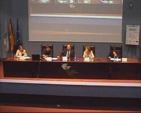 Mesa redonda de proxectos de participación e apertura de datos - Xornada sobre a interoperabilidade e goberno aberto: Dous retos de futuro para as AA.PP. de Galicia